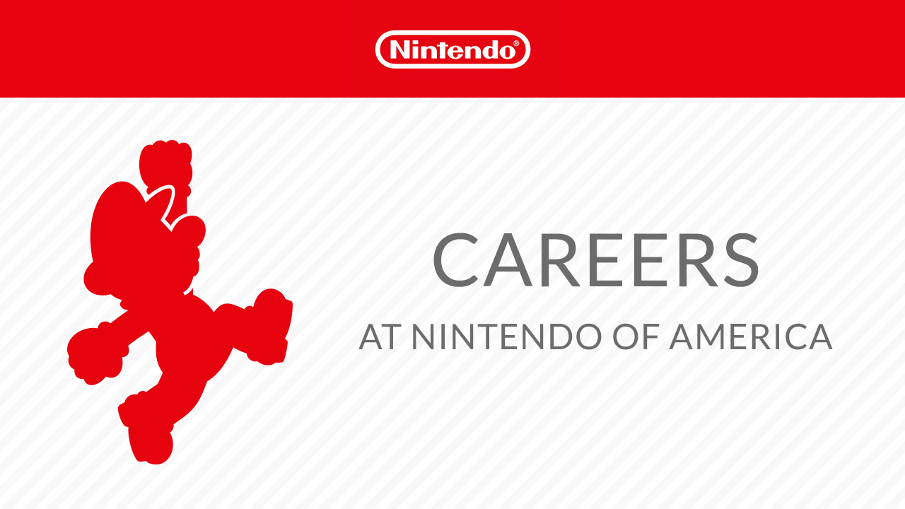 Incredible Careers At Nintendo Of America Official Site Employment Beutiful Home Inspiration Xortanetmahrainfo